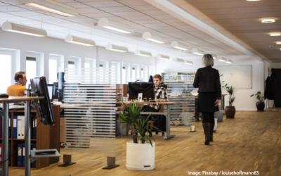 Furniture framework applying circular economy principles