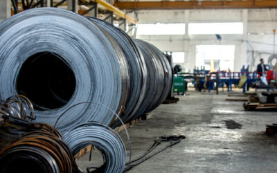 Circular economy's role in decarbonizing heavy industry